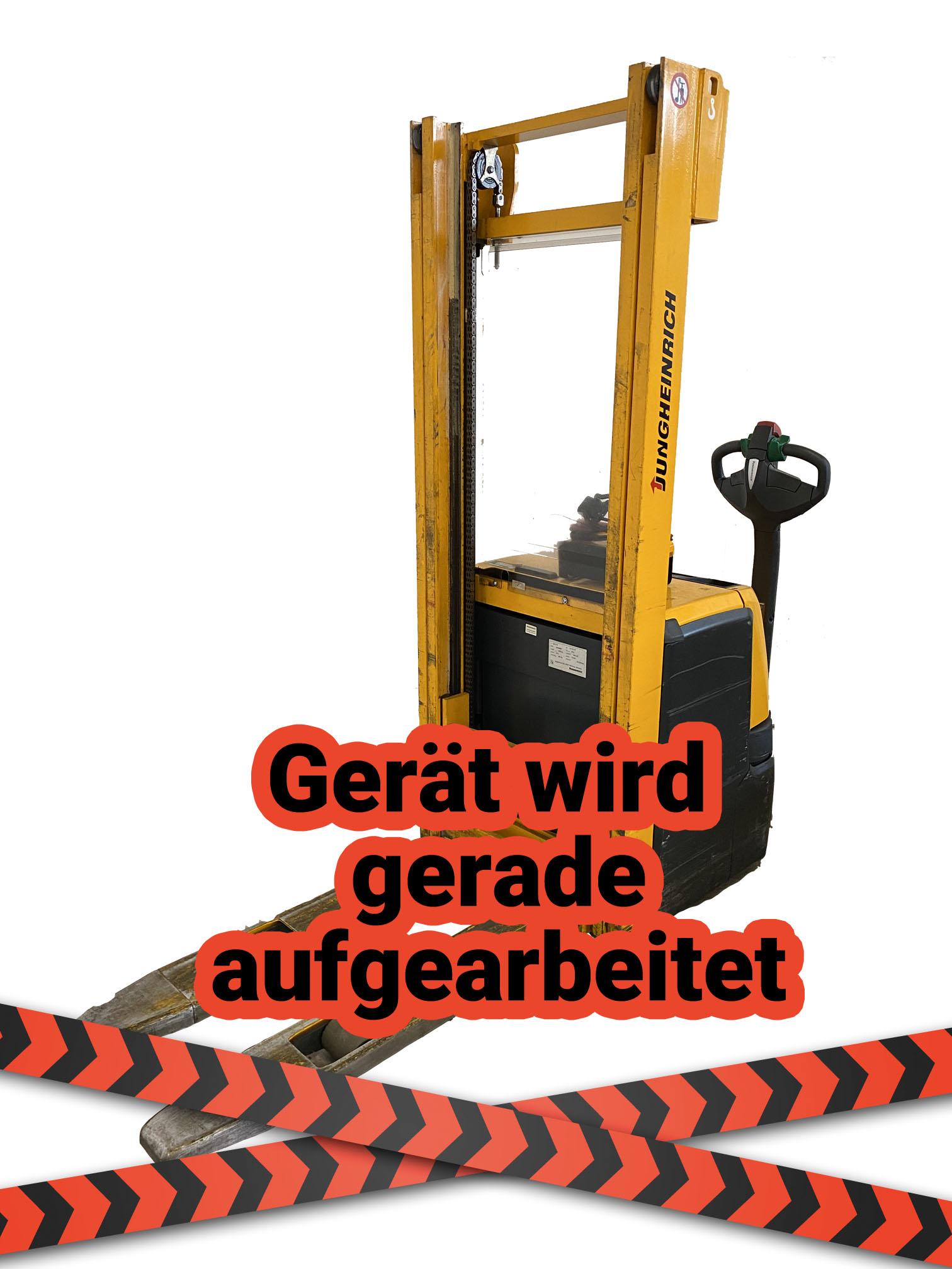 Jungheinrich EJC216 Hochhubwagen