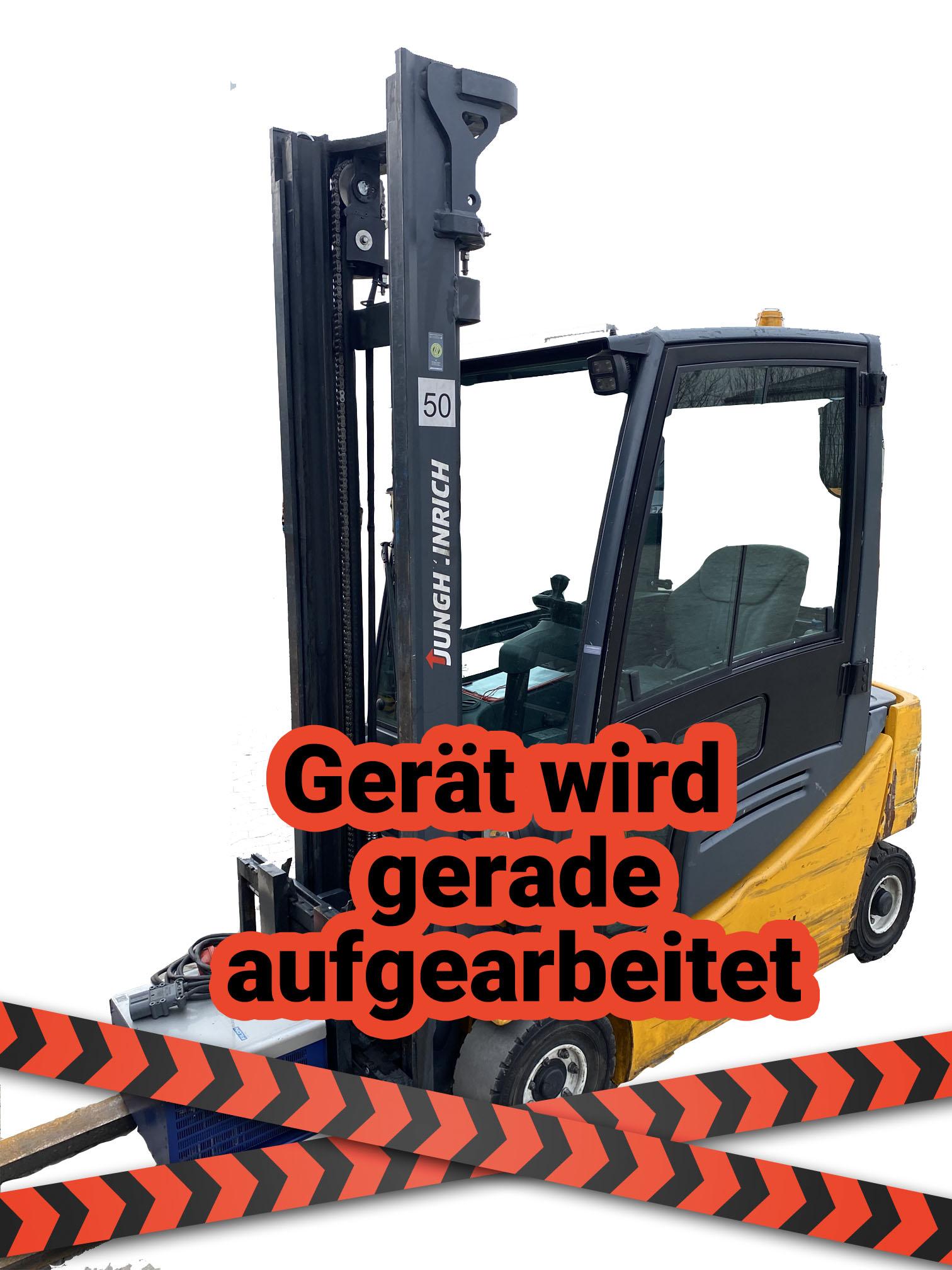 Jungheinrich EFG316 Elektrogabelstaopler