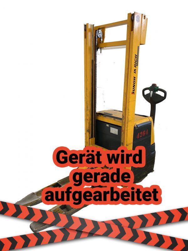 Jungheinrich Lagertechnik Hochhubwagen EJC216