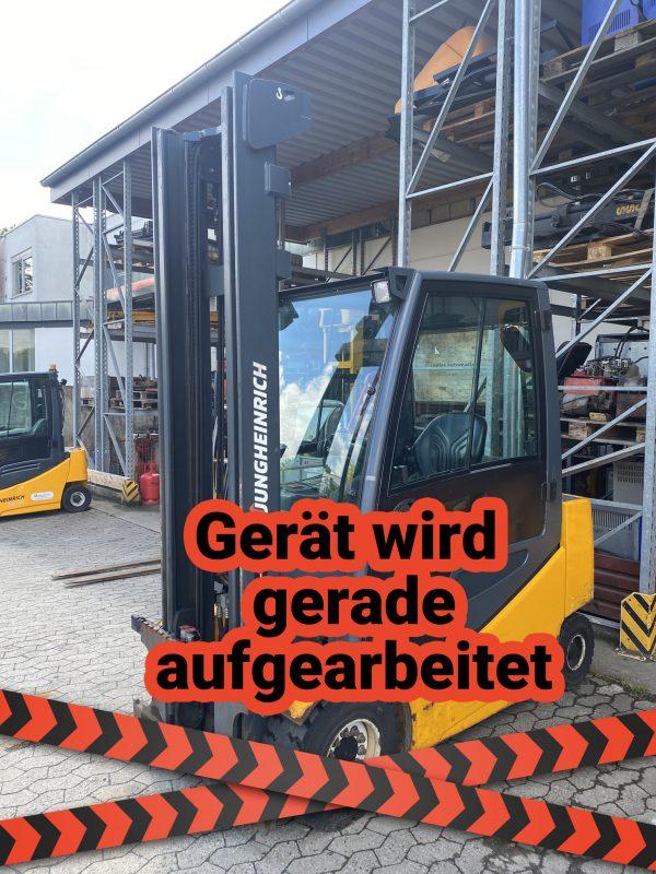 Jungheinrich EFG 430 Elektrogabelstapler